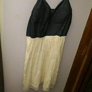 Dots Juniors Dress